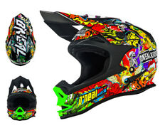 ONEAL 7Series Casco da Cross Evo Crank MULTI COLORATO MX motocross Enduro casco