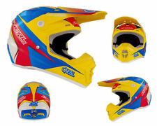 Oneal 5Series Casco da Cross Race giallo Casco MX ENDURO MOTOCROSS