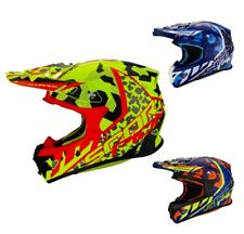 SCORPION AIR vx-21 FURIO MOTOCROSS CASCO MX Enduro casco da motocross quad