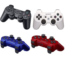 NIP Sony PS3 Controller Playstation 3 Dualshock Wireless Pad Six Axis