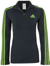 Adidas 12 Cremallera ST Up W Mujer Esquí Camiseta Top g87289
