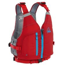 Palm Meander PFD Damen Paddelweste Tourenweste red