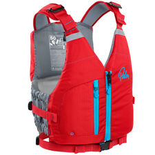 Palm Meander High-Back Touringweste Schwimmweste red