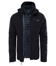 The North Face Thermoball Triclimate Jacket Herren Doppeljacke Black