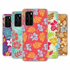 HEAD CASE DESIGNS HAWAIIAN PATTERNS SOFT GEL CASE FOR HUAWEI PHONES