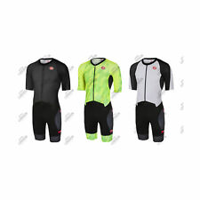BODY CASTELLI ALL OUT SPEED SUIT ESTIVO SUMMER CICLISMO CYCLING BICI STRADA ROAD
