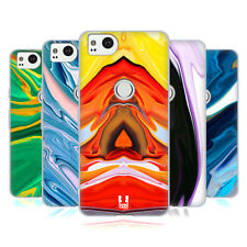 HEAD CASE DESIGNS COLOURFUL AGATES SOFT GEL CASE FOR AMAZON ASUS ONEPLUS