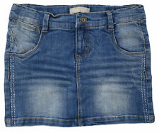 NAME IT KIDS FALDA VAQUERA Niñas Falda vaquera LATIN Kids Falda Azul Claro Denim
