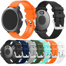 Soft Silicone Replacement Sport Wirstband Watch Strap For Garmin Vivoactive 3