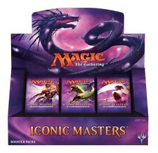 MTG Iconic Masters booster box - Magic the Gathering - Brand New and Sealed!