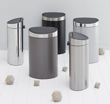 Brabantia NEW Touch Bin 40 DESIGN Bidone delle immondizie 40 L VOLUME pattumiera