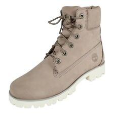 Timberland Women's Boots 6-Inch Heritage Lite Boots pure cashmer Grey Beige