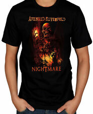 AVENGED SEVENFOLD Inner Rage Nightmare T-SHIRT OFFICIAL MERCHANDISE