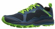 Merrell All Out Crush Light Bright Green Mens Lace Up Hiking Walking Trainers