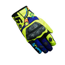 VR46 Valentino Rossi MotoGP 46 Genuine The Doctor Classic Gloves - Multicoloured