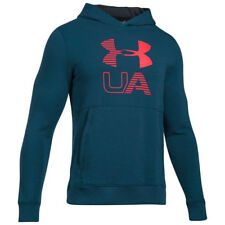 Under Armour threadborne Graphique Sweat à Capuche Sweat-shirt pour homme à bleu