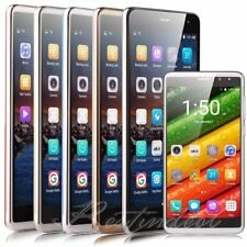"""Factory Unlocked 5.5"""" Mobile Phone Android 7.0 Quad Core 2SIM 3G GPS Smartphone"""
