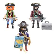 Playmobil Super 4 PIRATI FIGURE FIGURA SPECIALE LIMITATO nave dei pirati