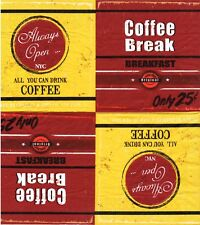PAQUETE 20 TOALLAS PAPEL CAFE VINTAGE.PACK 20 PAPEL SERVILLETAS COFFEE BREAK