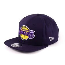 New Era coastel Heat TRCK LOS ANGELES LAKERS Berretto da baseball blu marino