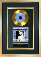 #116 GOLD DISC THE SMITHS Hatful of Hollow Signed Autograph Mounted Repro A4