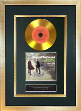#163 GOLD DISC SIMON & GARFUNKEL CD Album Signed Autograph Mounted Repro