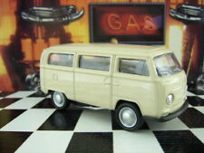 NUOVO WELLY 1972 VW Volkswagen Bus T2 sciolto 1:60 Scala