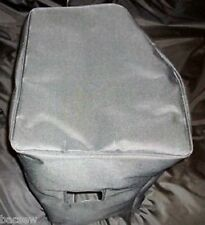 TO FIT (2)DYNACORD A112 SPEAKER / A115 SPEAKER / OR ONE A118 SUB PADDED  COVERS