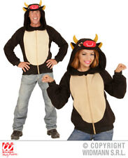 Unisex Adult Toro Bull Outfit for Spanish Spain Mexican Fancy Dress Costume