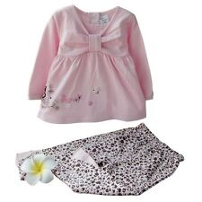 Baby Girl Toddler Butterfly Infant Occasion KIds Clothes autumn winter Outfit