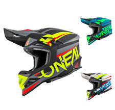 ONEAL 8Series Casco da cross AGGRESSOR ENDURO MOTOCROSS VETRORESINA CASCO S-XXL