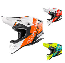 ONEAL 8Series CASCO DA CROSS NANO MX ENDURO MOTOCROSS VETRORESINA CASCO S-XXL