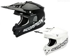 SCORPION VX-15 AIR Casco da cross casco MX PER ENDURO MOTOCROSS QUAD