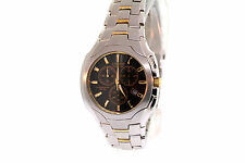 Men's Citizen AT0884-59E Eco-Drive Two-Tone Stainless Chronograph Date Watch
