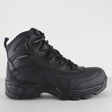Amblers Safety FS430 ORCA Mens Leather SBH Steel Toe Safety Work Boots Black