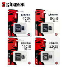 4GB 8GB 16GB 32GB KINGSTON MICRO SD SDHC scheda di memoria classe 4 TF CARD