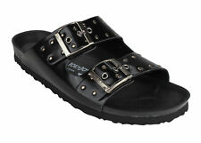 JOE N Joyce LONDON synsoft Suave Plantilla Ojal Sandalias Mujer Mocasines -