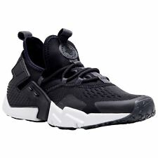 Nike Air Huarache Drift Breathe Black Anthracite Mens Mesh Low-top Trainers