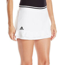 adidas Performance Donna UNCONTROL CLIMACHILL TENNIS GONNA GONNELLINO - Bianco