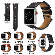 Replacement Sport Silicone Watch Strap 42/38mm Band For Apple Watch Series 3/2/1