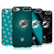 OFFICIAL NFL 2017/18 MIAMI DOLPHINS BLACK GEL CASE FOR APPLE iPOD TOUCH