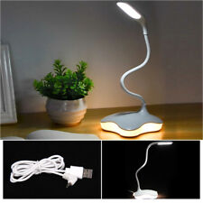 Touch Sensor LED USB or Battery Portable Dimmer Table Desk Lamp with Night Light