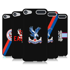 OFFICIAL CRYSTAL PALACE FC VARIOUS DESIGNS BLACK GEL CASE FOR APPLE iPOD TOUCH