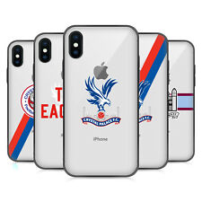 CRYSTAL PALACE FC VARIOUS DESIGNS HYBRID CLEAR CASE FOR iPHONE HUAWEI SAMSUNG