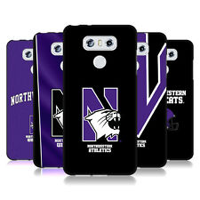 OFFICIAL NORTHWESTERN UNIVERSITY NU BLACK SOFT GEL CASE FOR LG PHONES