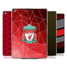 LIVERPOOL FC 2018/19 STEMMA & LIVERBIRD CASE IN GEL PER APPLE SAMSUNG TABLETS