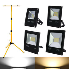 10-50W Foco LED Foco proyector Teleskop trípode Reflectores LED Floodlight IP65
