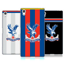 OFFICIAL CRYSTAL PALACE FC 2017/18 PLAYERS KIT SOFT GEL CASE FOR SONY PHONES 2