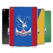 OFFICIAL CRYSTAL PALACE FC 2016/17 KIT SOFT GEL CASE FOR APPLE SAMSUNG TABLETS