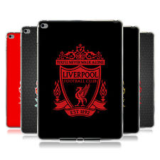OFFICIAL LIVERPOOL FOOTBALL CLUB CREST 2 SOFT GEL CASE FOR APPLE SAMSUNG TABLETS